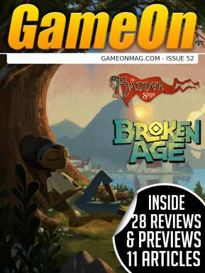 GameOn Magazine Issue #52