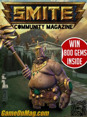 SMITE Community Magazine Issue #1
