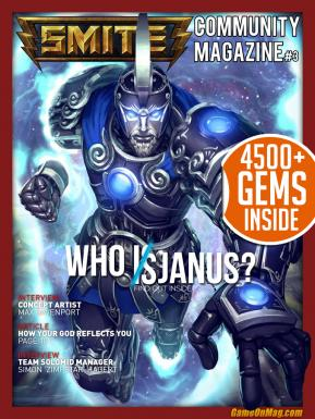 SMITE Community Magazine Issue #3