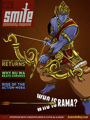 SMITE Community Magazine Issue #4