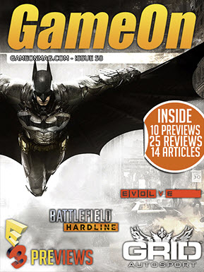 GameOn Magazine Issue #58