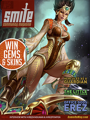SMITE Community Magazine Issue #5