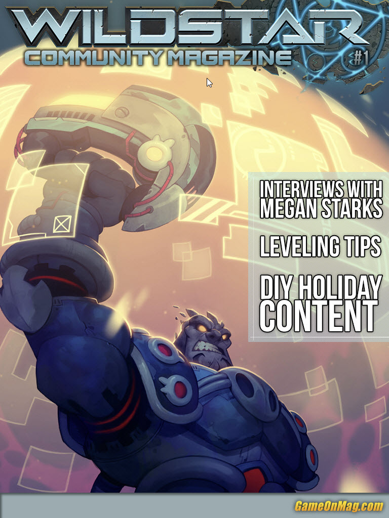 WildStar Community Magazine Issue #1
