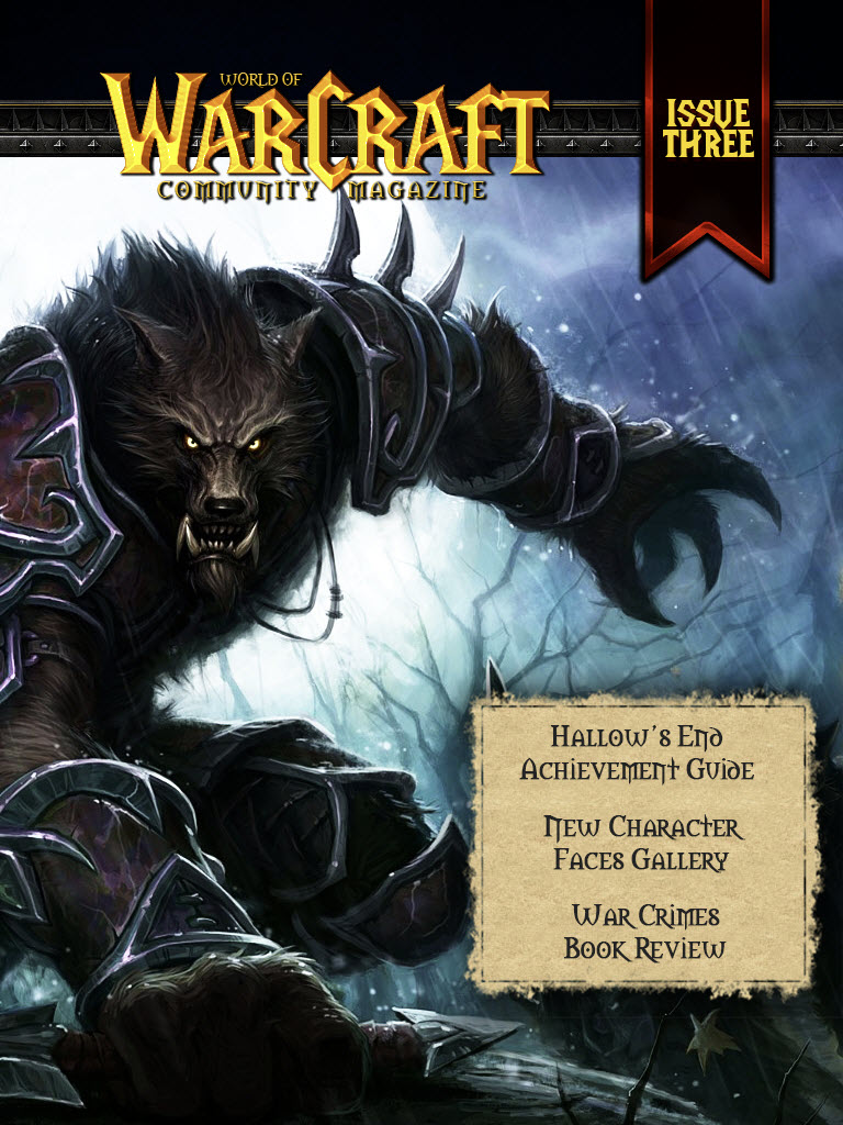 World of Warcraft Community Magazine Issue #3