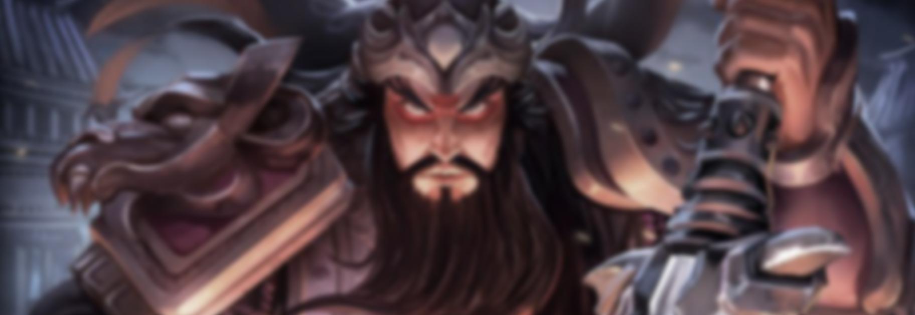 WIN! Guan Yu 2014 Skin & SMITE Mag Icons