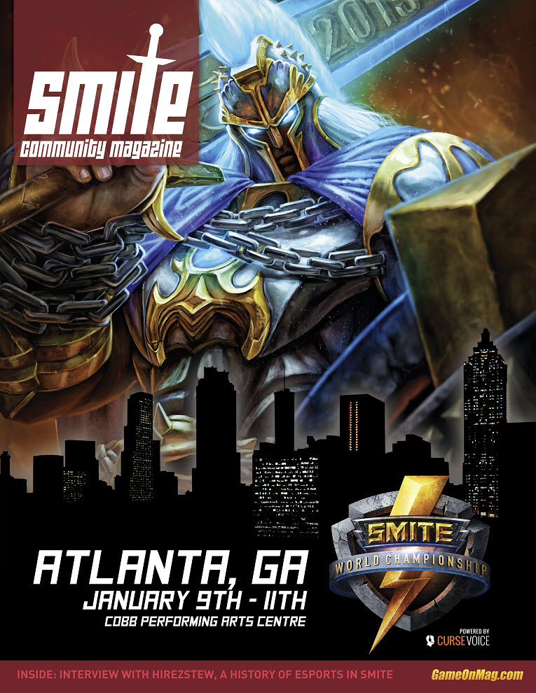 SMITE Community Magazine: eSports Edition