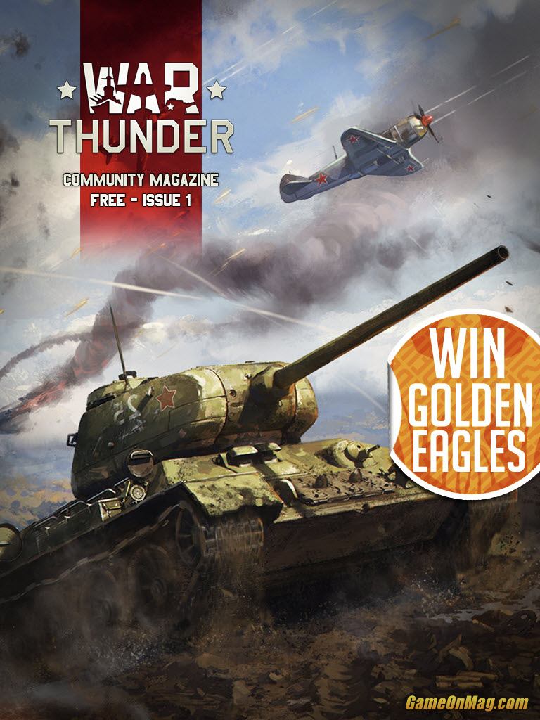 War Thunder Community Magazine Issue #1