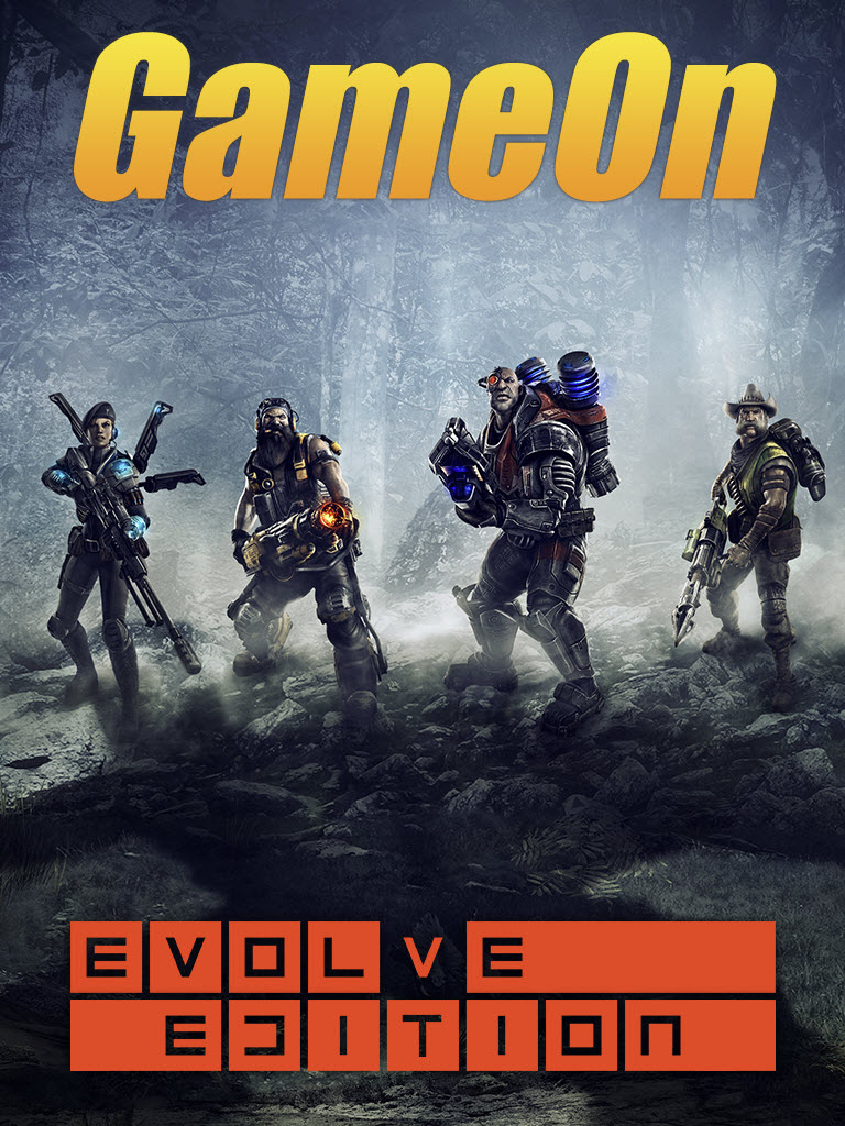 Evolve Special Edition Magazine