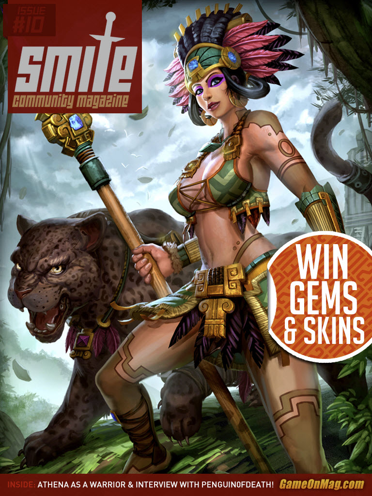 SMITE Community Magazine Issue #10