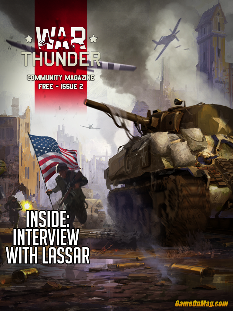 War Thunder Community Magazine Issue #2