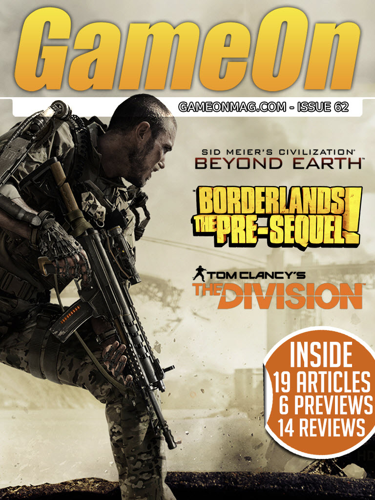 GameOn Magazine – Issue #62