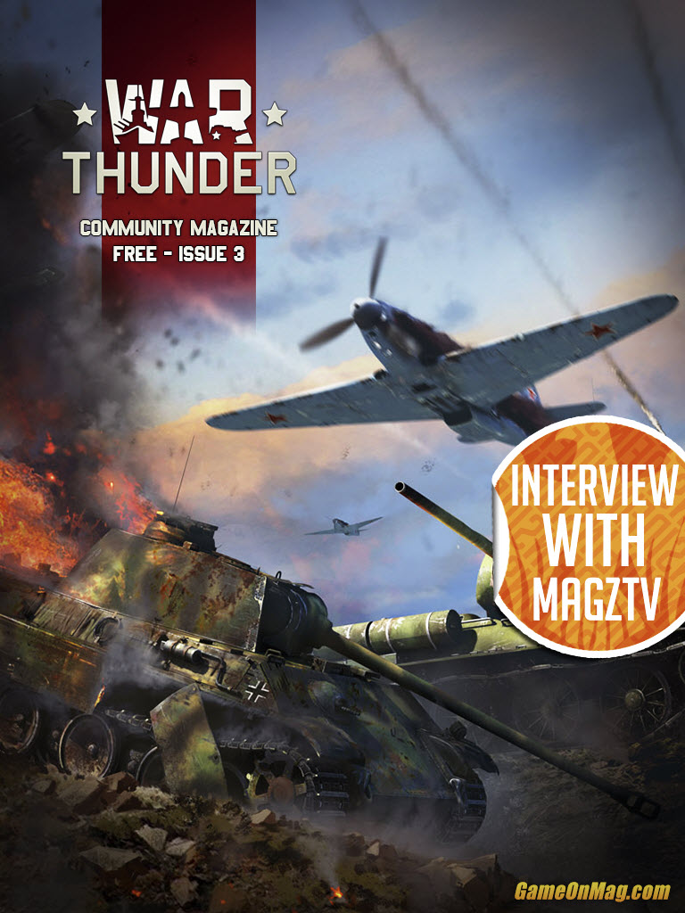 War Thunder Community Magazine Issue #3