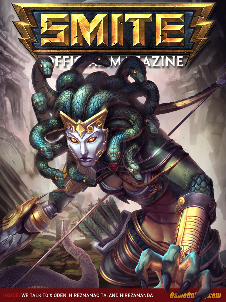 Official SMITE Magazine Issue #13