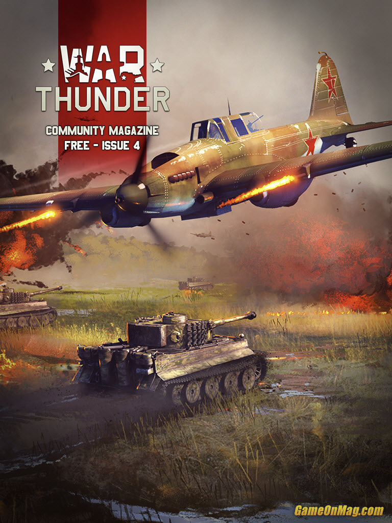 War Thunder Community Magazine Issue #4