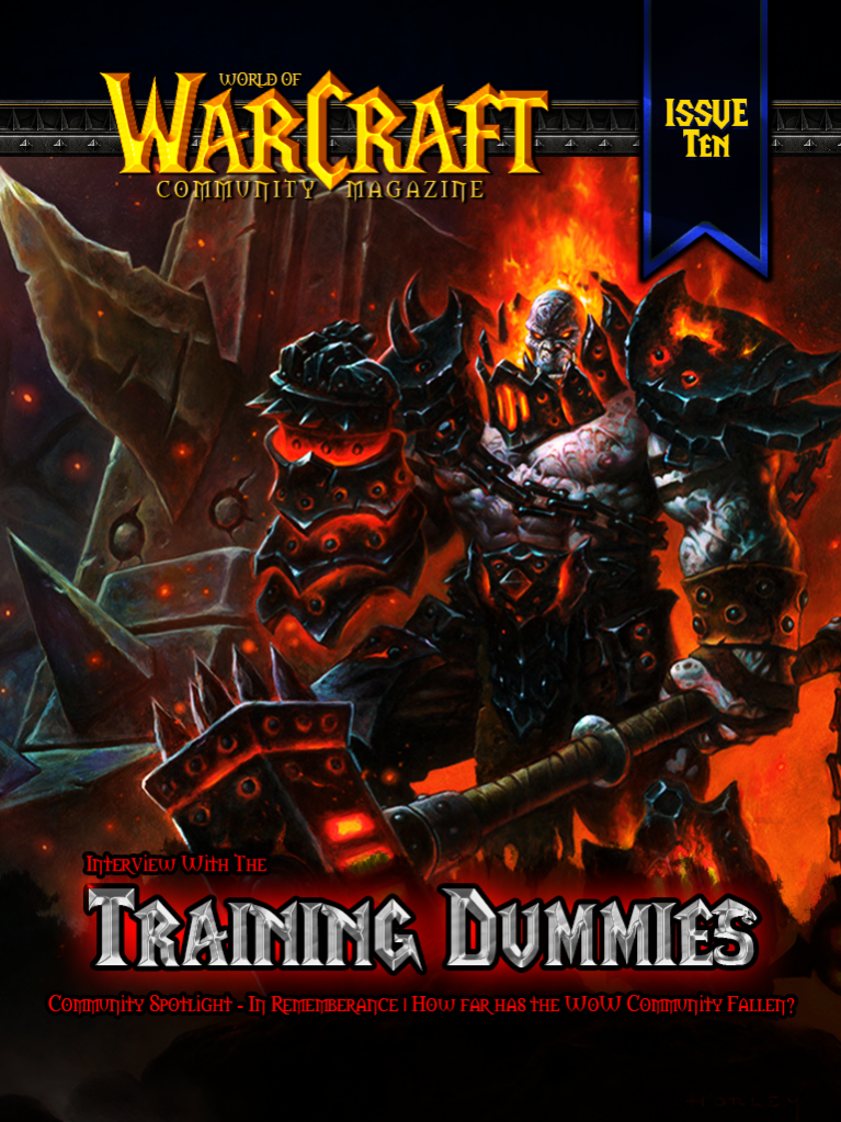 World of Warcraft Community Magazine Issue #10