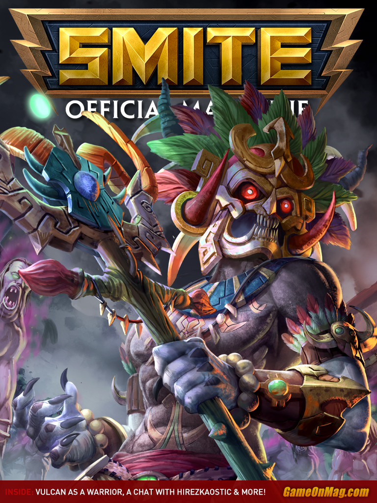 Official SMITE Magazine Issue #14