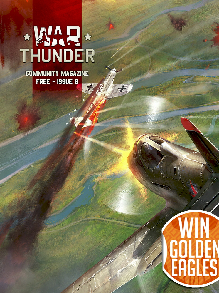 War Thunder Community Magazine Issue #6