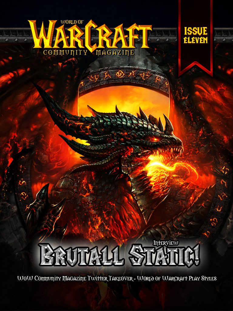 World of Warcraft Community Magazine Issue #11