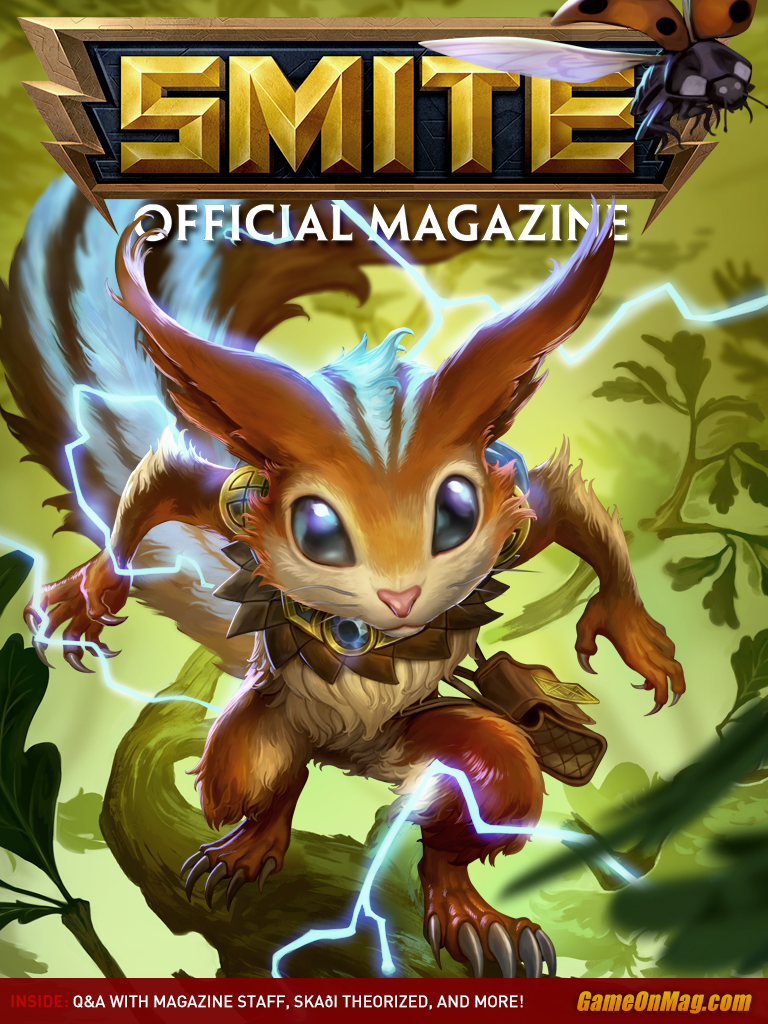 Official SMITE Magazine Issue #15