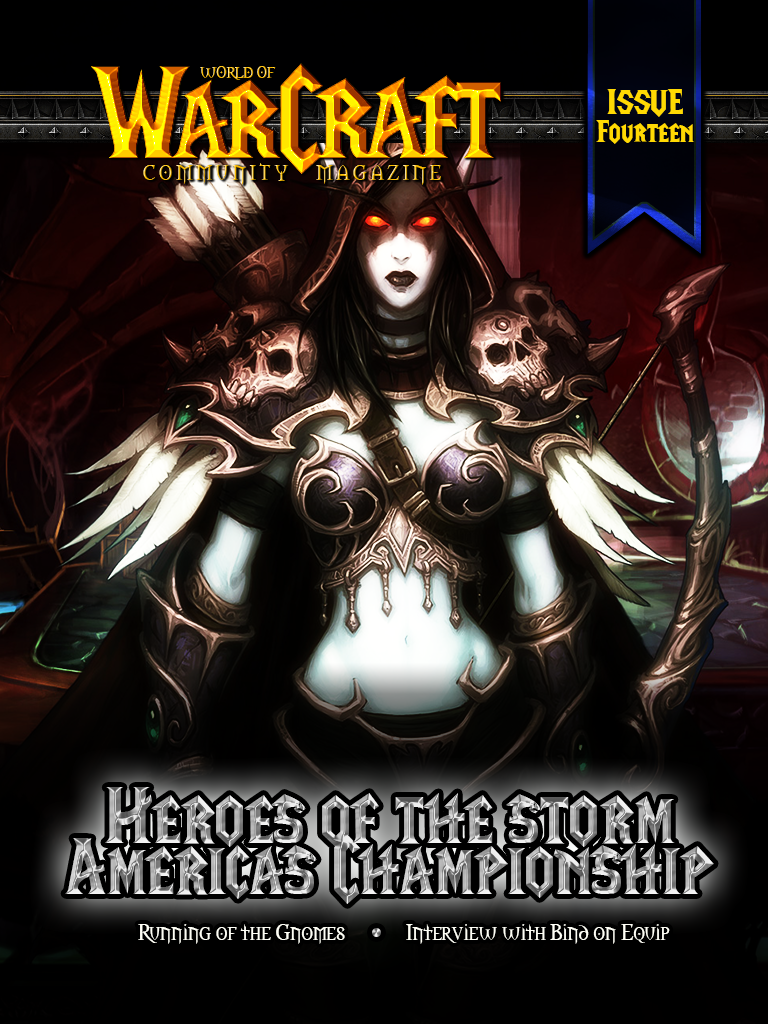 World of Warcraft Community Magazine Issue #14