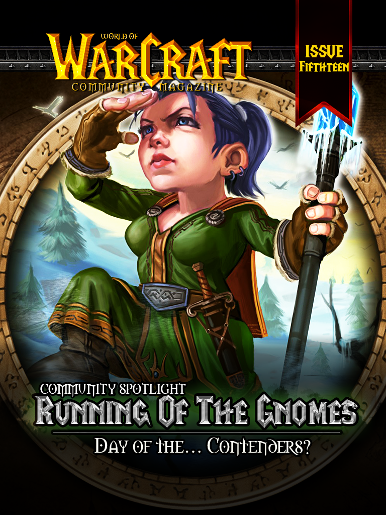 World of Warcraft Community Magazine Issue #15