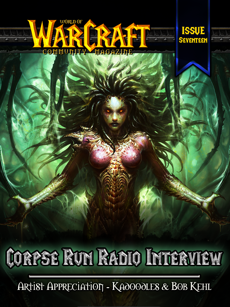 World of Warcraft Community Magazine Issue #18