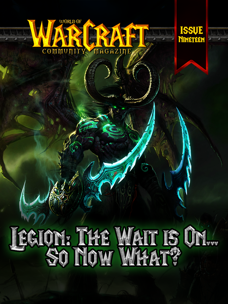 World of Warcraft Community Magazine Issue #19