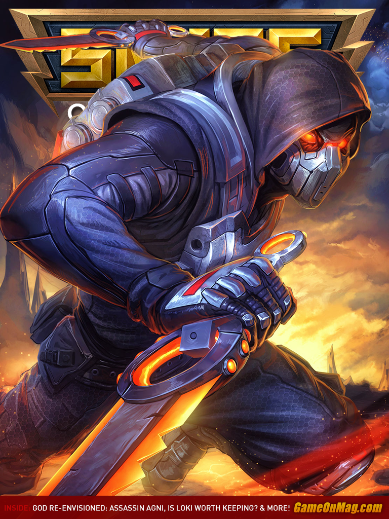 Official SMITE Magazine Issue #23