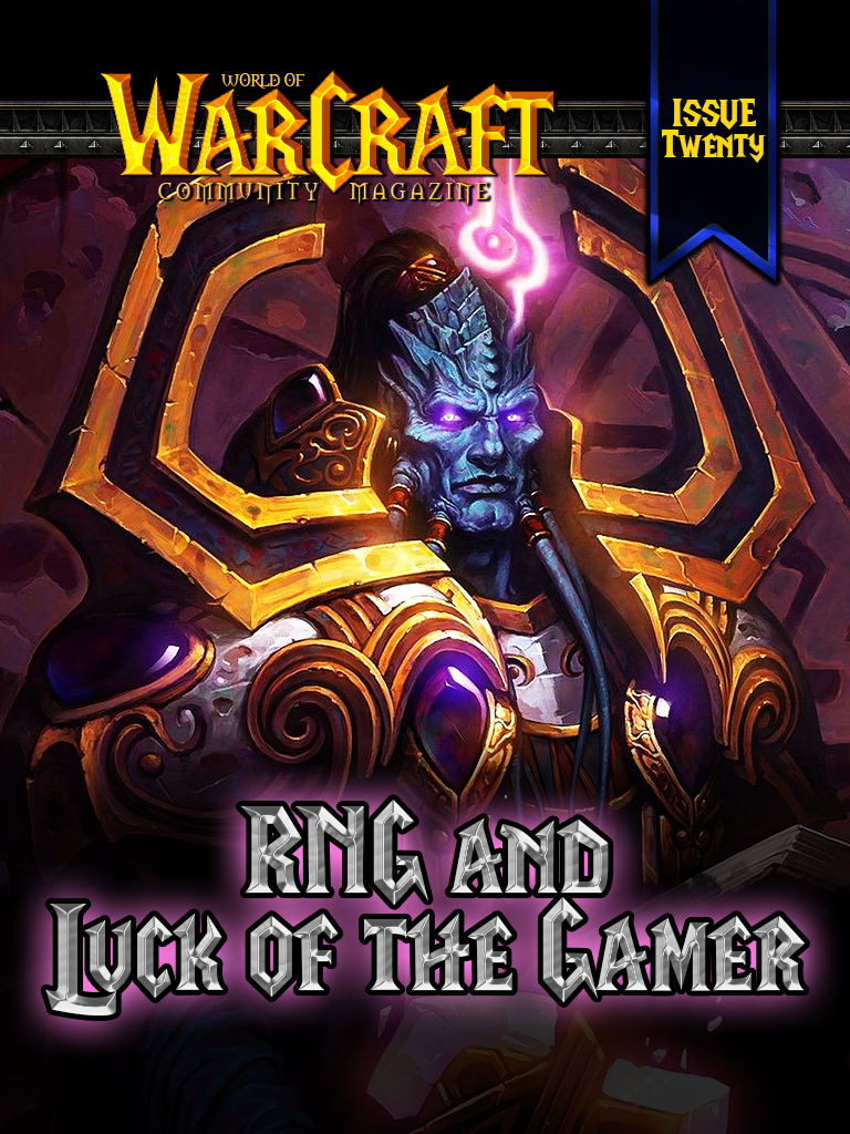 World of Warcraft Community Magazine Issue #20