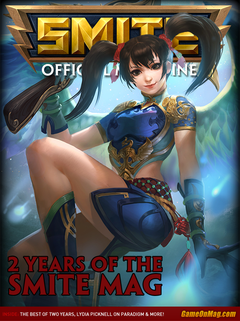 Official SMITE Magazine Issue #24