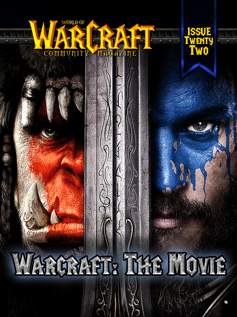 World of Warcraft Community Magazine Issue #22