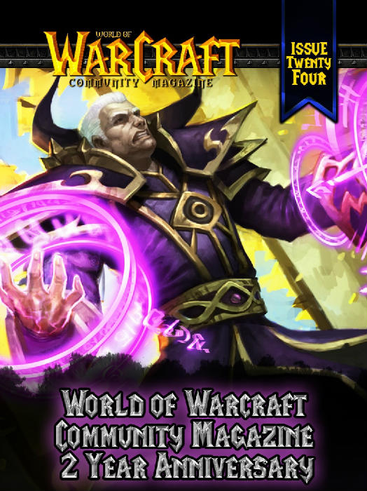 World of Warcraft Community Magazine Issue #24