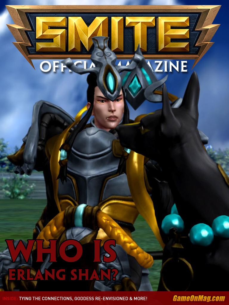 Official SMITE Magazine Issue #27