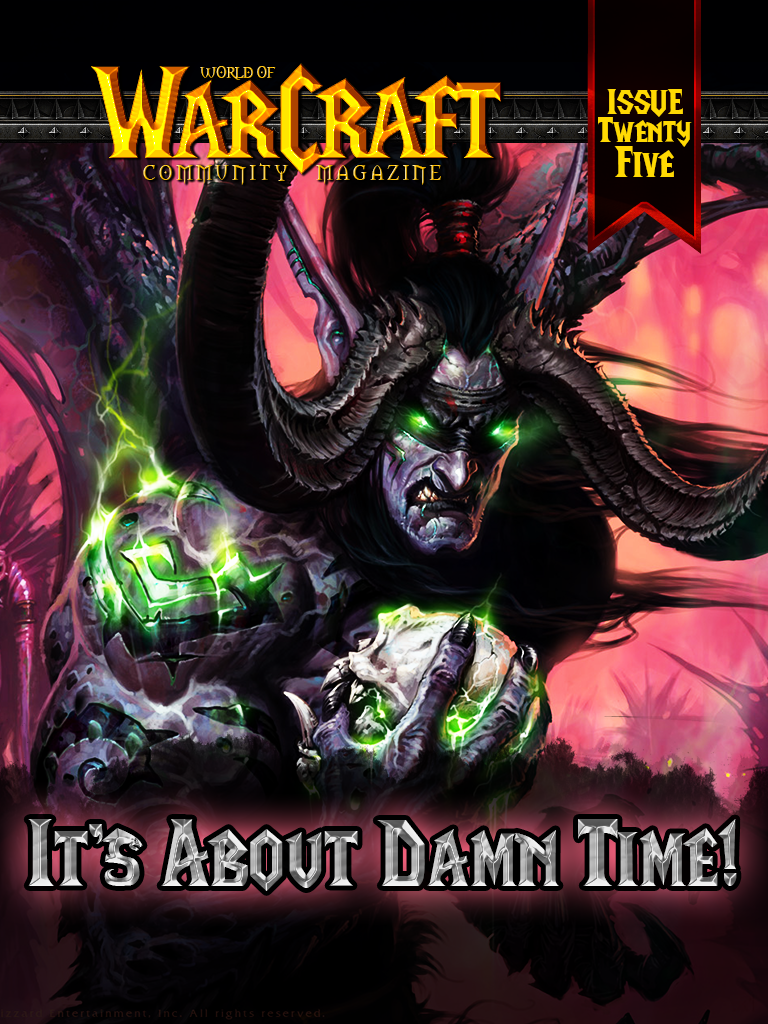 World of Warcraft Community Magazine Issue #25