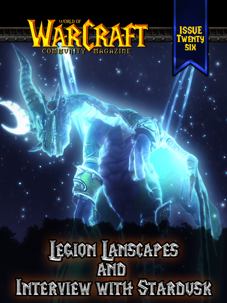 World of Warcraft Community Magazine Issue #26