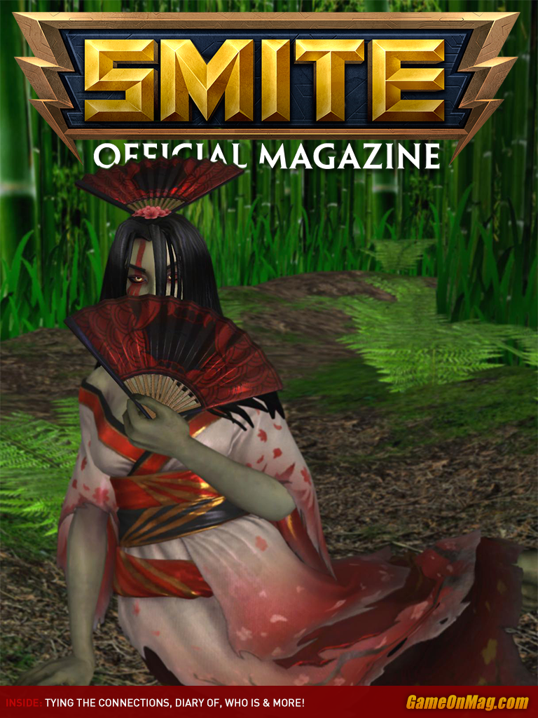 Official SMITE Magazine Issue #29