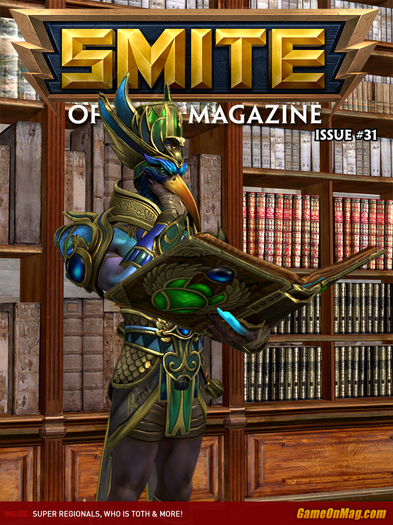 Official SMITE Magazine Issue #31