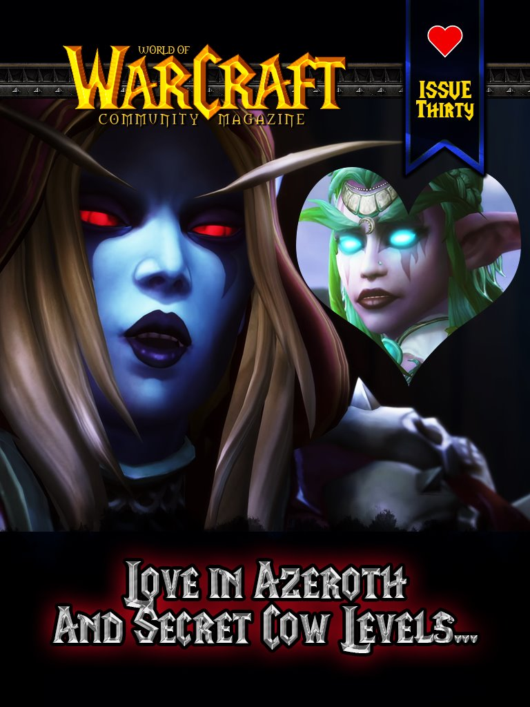 World of Warcraft Community Magazine Issue #30