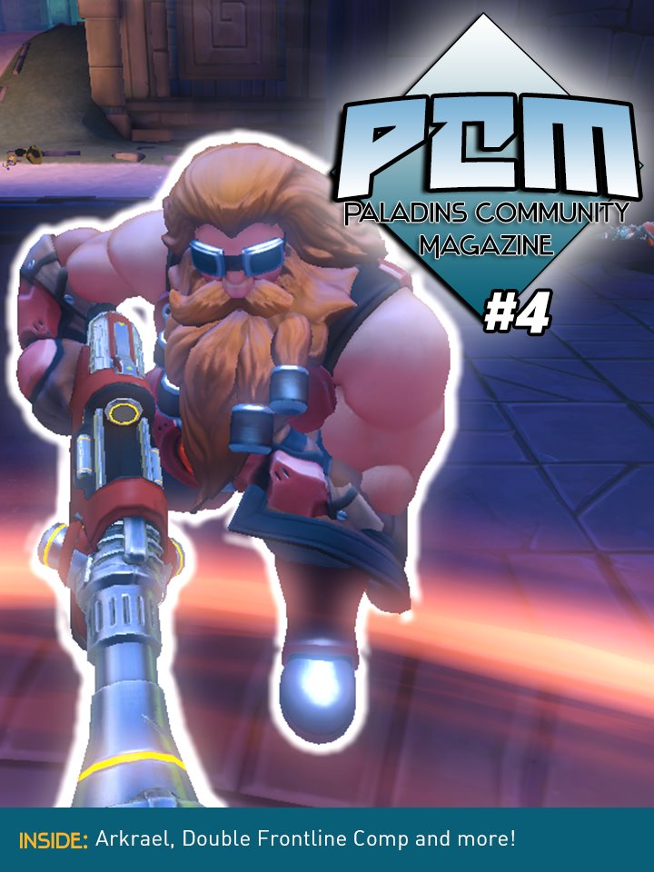 Paladins Magazine Issue 4
