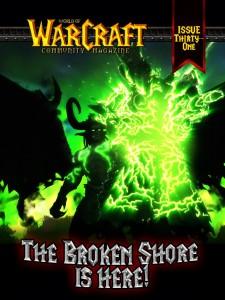 World of Warcraft Magazine Issue 31 Cover