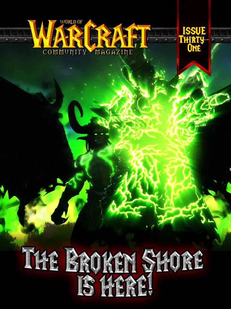 World of Warcraft Community Magazine Issue #31