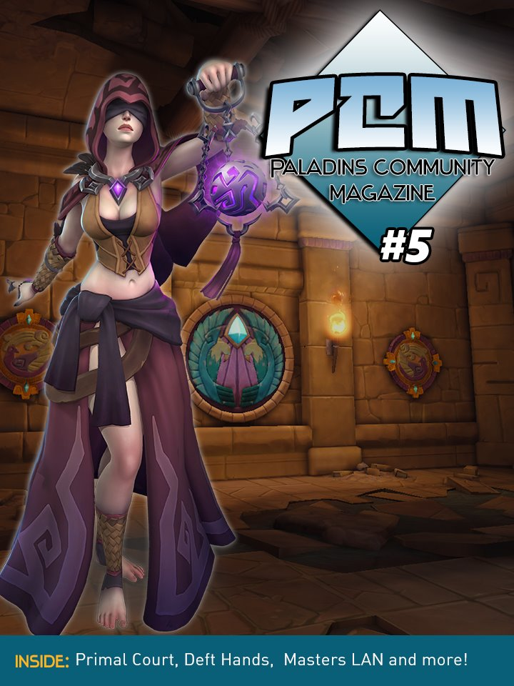 Paladins Magazine Issue 5