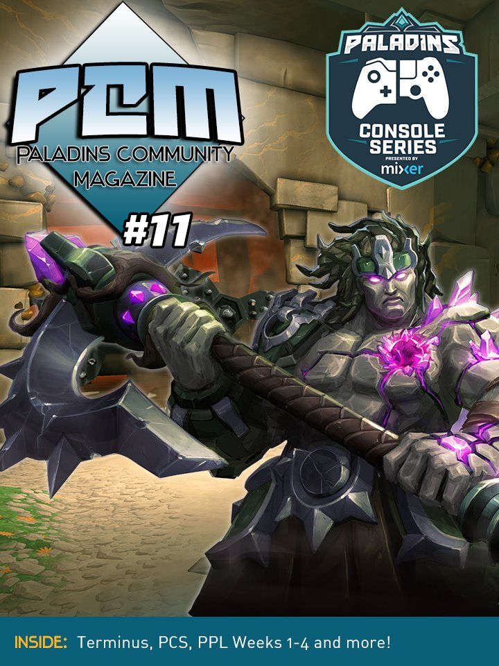 Paladins Magazine Issue 11