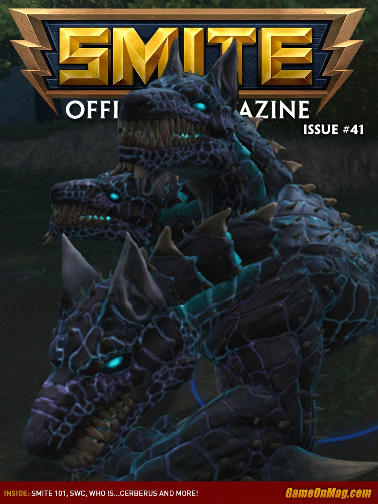 Official SMITE Magazine Issue #41