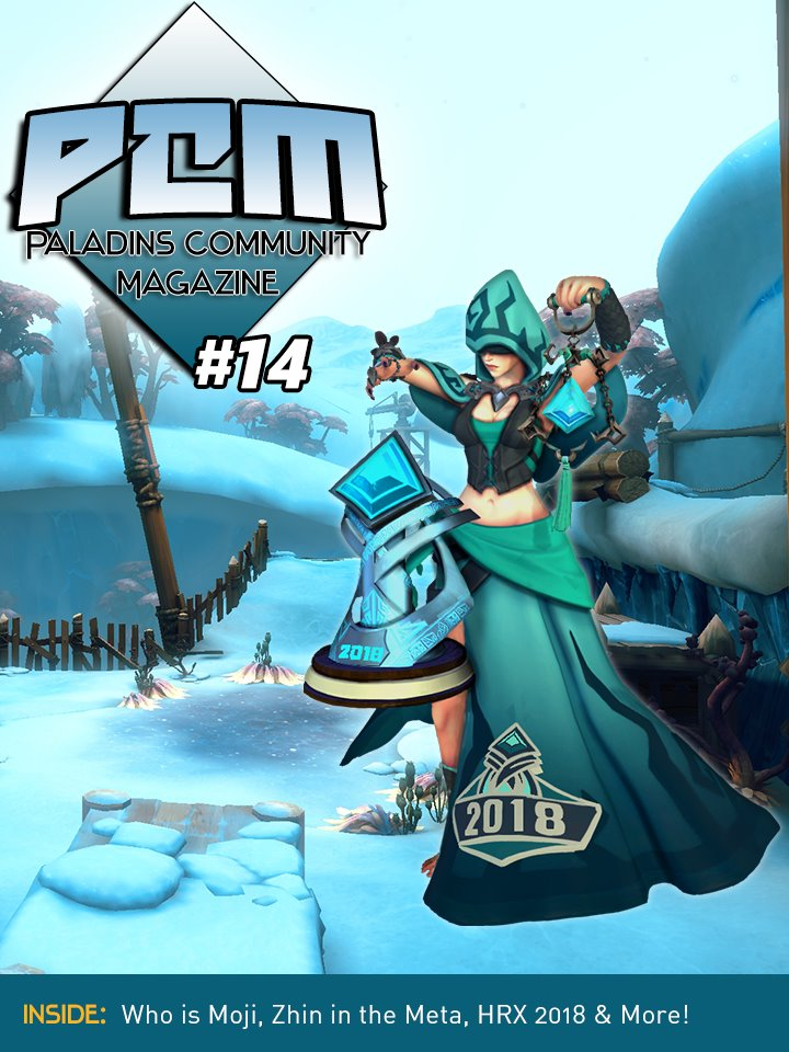 Paladins Magazine Issue 14