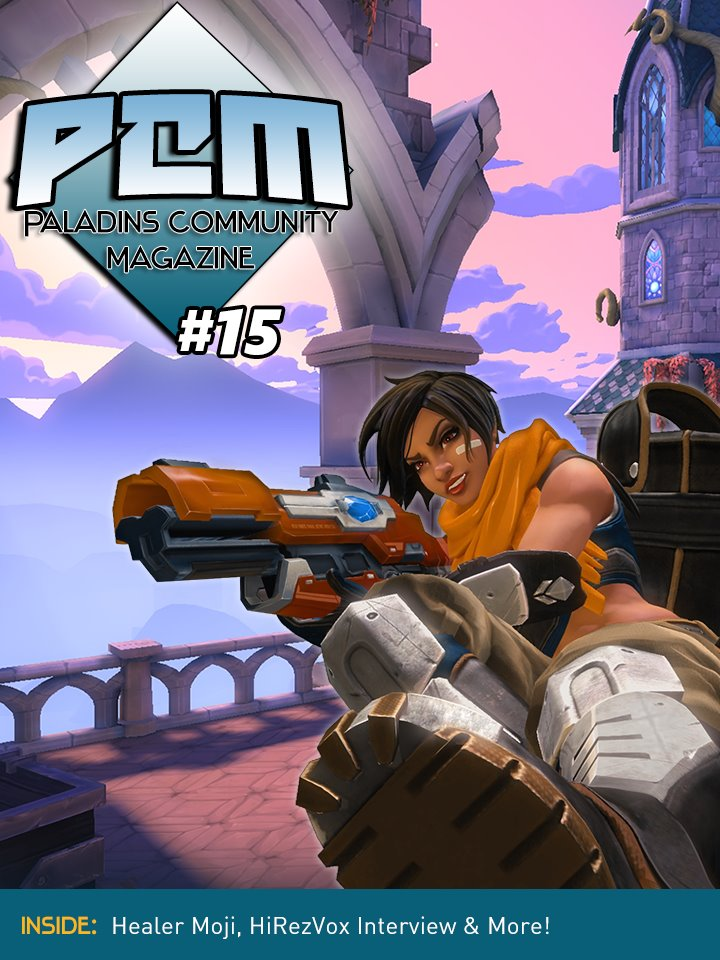Paladins Magazine Issue 15