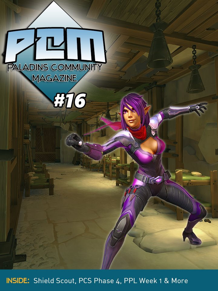 Paladins Magazine Issue 16