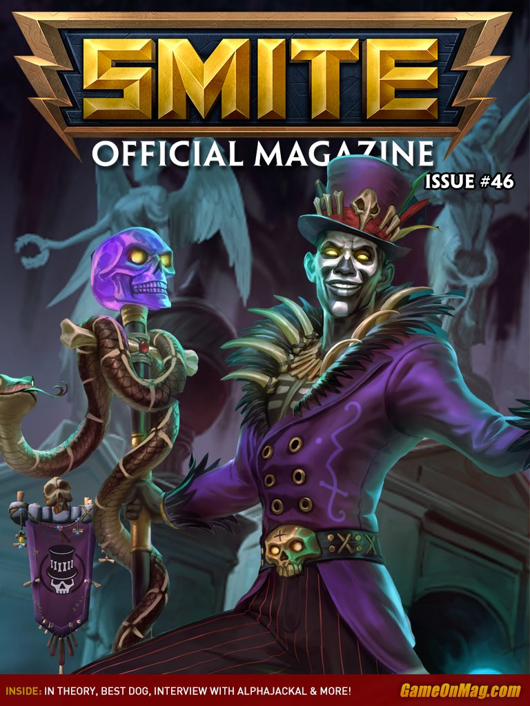 Official SMITE Magazine Issue #46