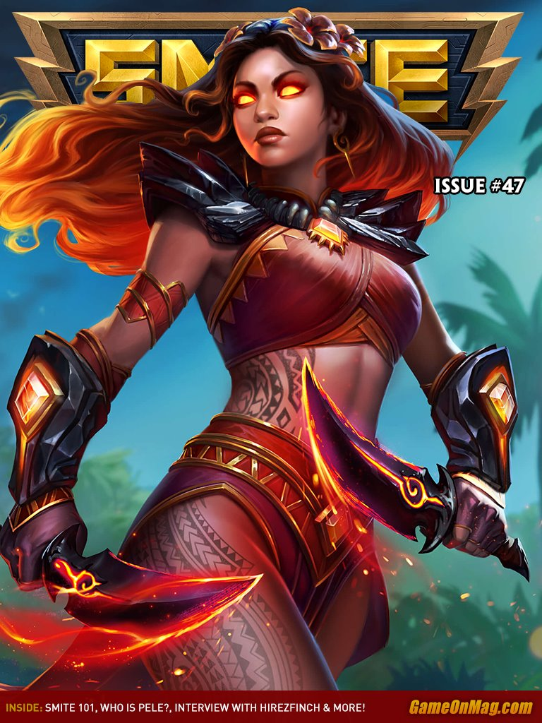 Official SMITE Magazine Issue #47