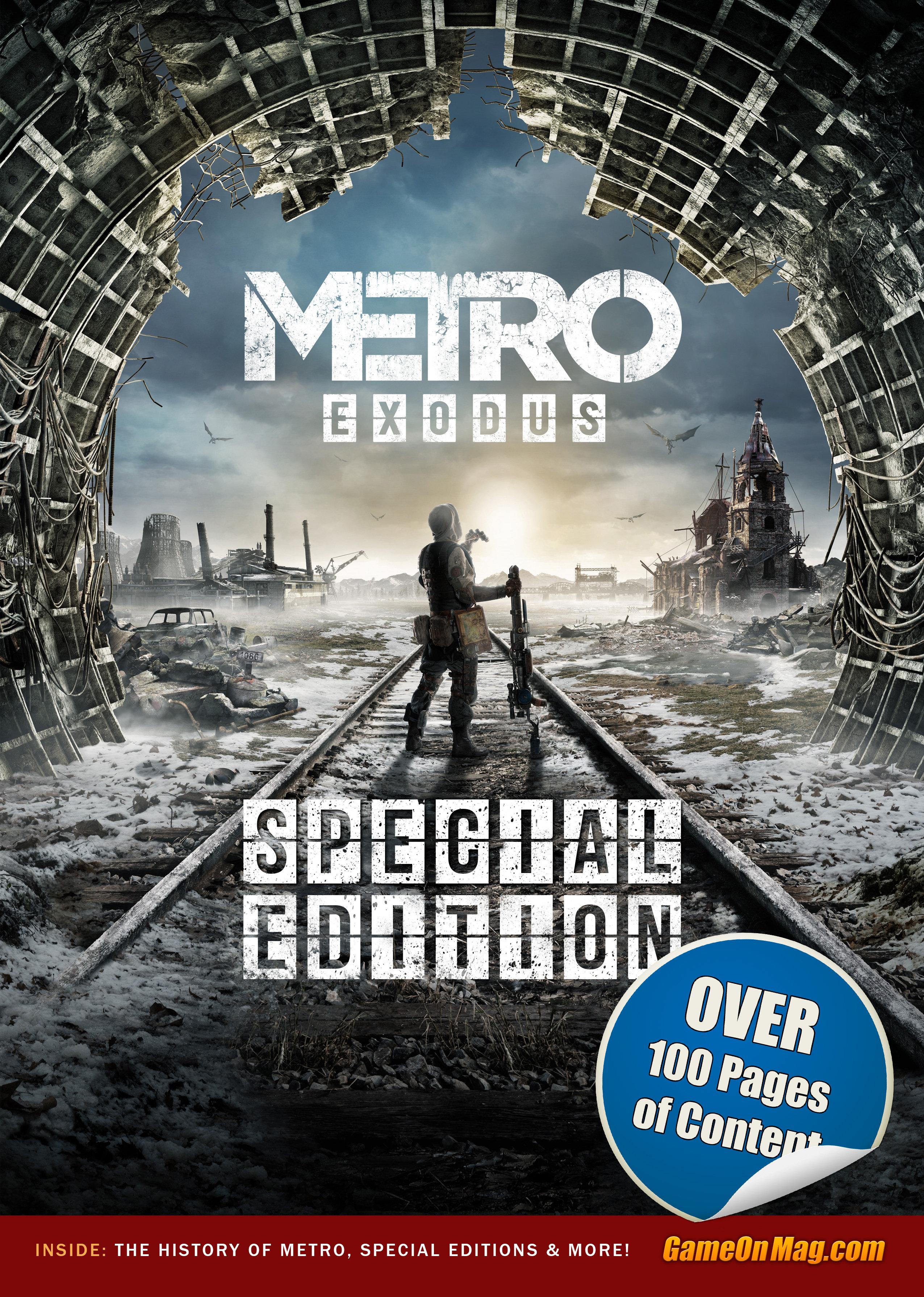 Metro Special Edition Magazine